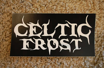 Celtic Frost Sticker (S218)