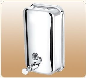 Stainless Steel Liquid Soap Dispenser (500ml), RRP $40