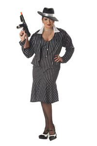 ADULT-LADIES-PLUS-SIZE-MAFIA-MAMA-FANCY-DRESS-COSTUME-GANGSTER-1920s-OUTFIT