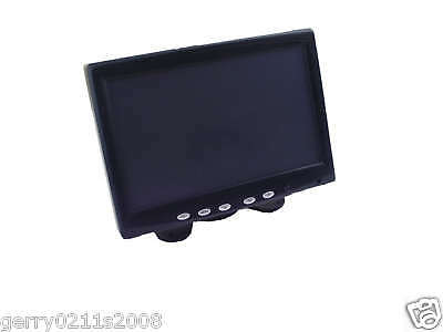 7 Inch Vga Tft Lcd Touchscreen Touch Screen Monitor