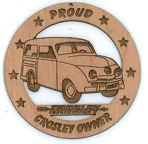 Crosley-Car-Stationwagon-Wood-Ornament-Engraved