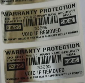 100-CUSTOMIZED-WARRANTY-STICKERS-GR8-4-XBOX-PS3-PC