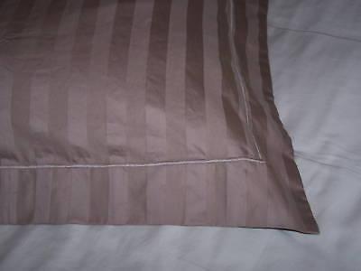 Pecan Khaki Full Bed Skirt Double Dust Ruffle Deep Beige Company Store 300tc