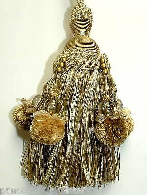 Luxury-Bead-Ribbon-Pom-Pom-Key-Tassel-Curtain-Fabric