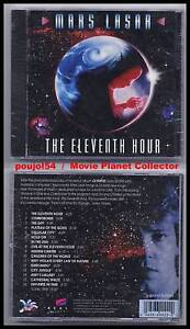 MARS-LASAR-034-The-Eleventh-Hour-034-CD-1993-NEUF-NEW