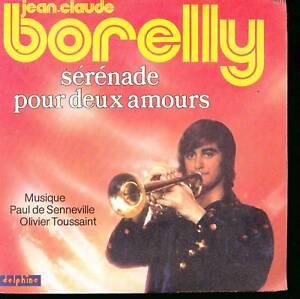 Jean-Claude-Borelly-serenade-pour-deux-amours-45-T