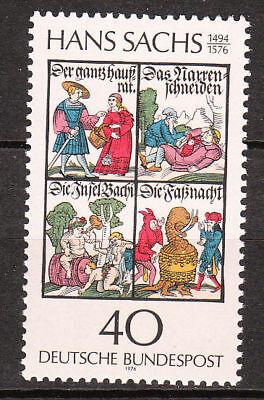 BRD 1976 Mi. Nr. 877 Postfrisch LUXUS!!!