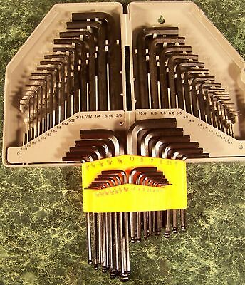 55pc HEX and BALL HEX KEY SET ...