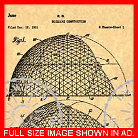 Patent-for-BUCKMINSTER-FULLERs-Geodesic-Dome-043-5