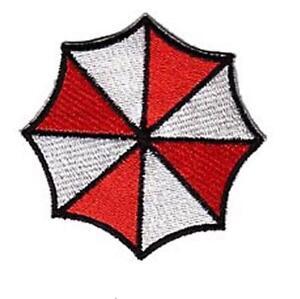 Resident Evil Umbrella Corporation Black Hoo Sweatshirt