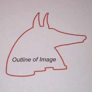 Egyptian-Anubis-Unfinished-Flat-Wood-Shape-Cut-Out-A8001-Variety-Szs-Crafts