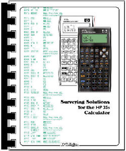 Surveying-Solutions-Book-for-the-HP35s-HP-35S-NCEES