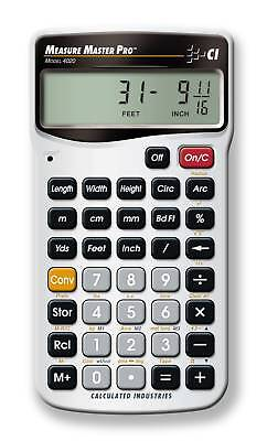 Calculated Industries Measure Master Pro 4020