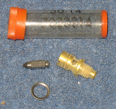 60 61 62 63 Corvair Carb Needle & Seat 61 62
