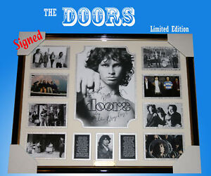 THE-DOORS-MEMORABILIA-FRAME