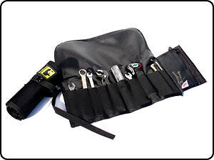 Wolfman-Luggage-Tool-Roll-Wrap-Bag-DRZ-EXC-CRF-YZF-RMX-KLX-SX-NEW