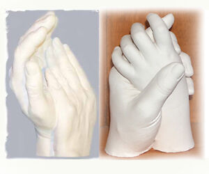 KEEPSAKE-HANDS-KIT-Plaster-Casting-Wedding-Hand-Mold