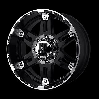 "20"" XD797 SPY GLOSS BLACK W/ 285-55-20 NITTO TERRA GRAPPLER AT TIRES WHEELS RIMS"