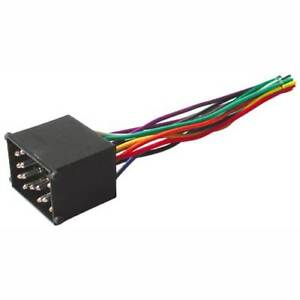 1984 2002 bmw car radio stereo install wire wiring harness. Black Bedroom Furniture Sets. Home Design Ideas