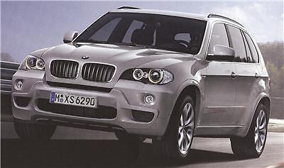 BMW OEM E70 X5 2007-2010 M Aerodynamic Body Kit Front Rear Bumpers & Side Skirts