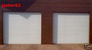 Porte Industrielle porte de garage werkstadttor 270 x 220 buts ...