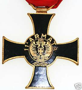Italy-11th-Armata-Army-Cross