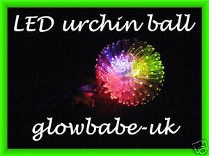 20-x-LED-FLASHING-URCHIN-BALLS-GLOW-STICKS-PARTY-BAGS