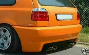 VW Golf 3 + Golf 3 Cabrio SF1 Heckschürze Heckstoßstange Rearbumper