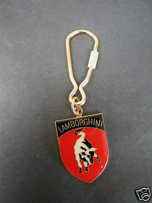 Lamborghini Keychain all metal.