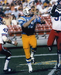LANCE-ALWORTH-SAN-DIEGO-CHARGERS-8X10-SPORTS-PHOTO-82