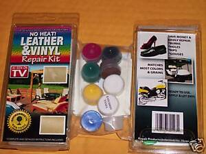 1-Guaranteed-NO-HEAT-LIQUID-LEATHER-VINYL-REPAIR-KIT