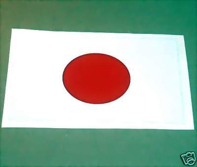 FLAGGEN/FLAG AUTO Aufkleber Sticker von JAPAN FLAGGE