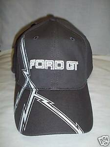 Image Is Loading  Ford Gt Gray Lightning Cap