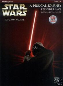 Star-Wars-A-Musical-Journey-Play-Along-Noten-CD-Alt-Sax