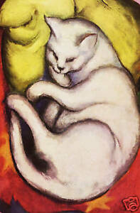 FRANZ-MARC-BOX-CANVAS-CAT-CANVAS-PRINT-mounted-30-x-20