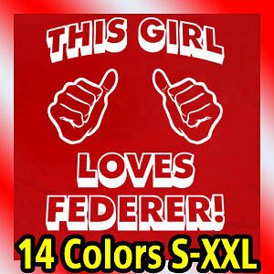 FEDERER-WOMENS-T-Shirt-roger-US-french-open-tennis-Tee