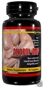 ANABOL AMP ANABOLIC FREE BODYBUILDING NO STEROIDS LEGAL