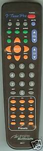 NEW Aurora Multimedia V Tune Pro IRC-7 Original REMOTE