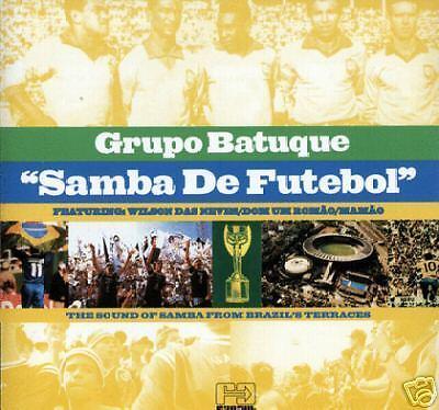 Grupo Batuque samba De Futebol (var.) (cd 1998)