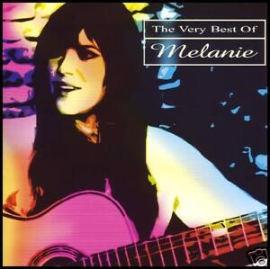 MELANIE - BEST OF CD ~ BRAND NEW KEY + 60's SAFKA *NEW*