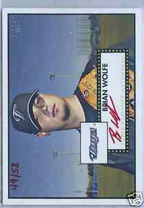 2007-Topps-1952-Edition-Red-Autograph-Brian-Wolfe-Tor