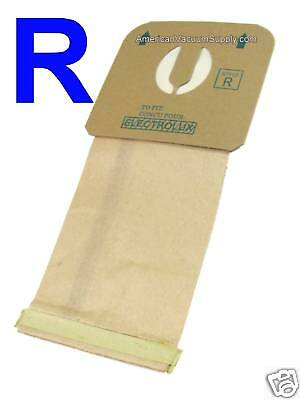 22 Bags For Electrolux Canister Vacuum Style R 4 Ply