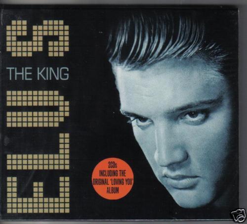 ELVIS THE KING - + LOVING YOU ALBUM - 2 CD's - NEW -