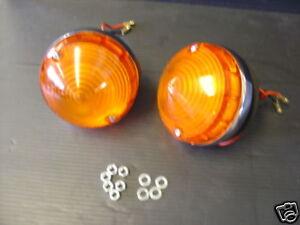 NEW-LOTUS-EUROPA-FLASHER-LAMPS-LUCAS-L691-UK-CARS