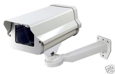 Cctv Camera Outdoor Case Housing Combo 15inch Camera Housing + Wall Mount