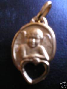 OVAL-GOLD-PLATED-ANGEL-OVER-OPEN-HEART-CHARM