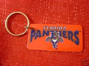 Florida-Panthers-Plastic-Keychain-NHL