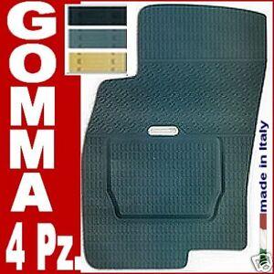 FIAT GRANDE PUNTO - EVO -TAPPETINI -TAPPETI- GOMMA per  eBay