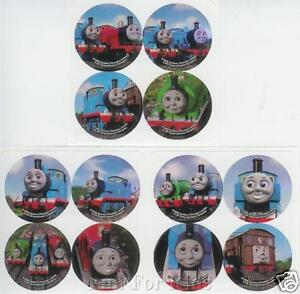 60-THOMAS-THE-TANK-ENGINE-Dot-Stickers-Favors-FREE-SHIP