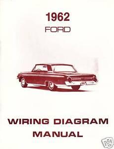 1962 ford wiring diagram manual. Black Bedroom Furniture Sets. Home Design Ideas